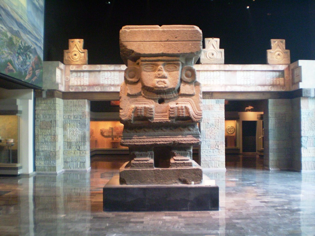 Museum of Anthropology Mexico City