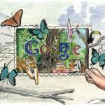 rainforest doodle