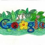 rainforest doodle2