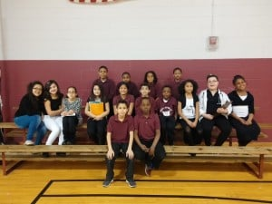 black history program participants